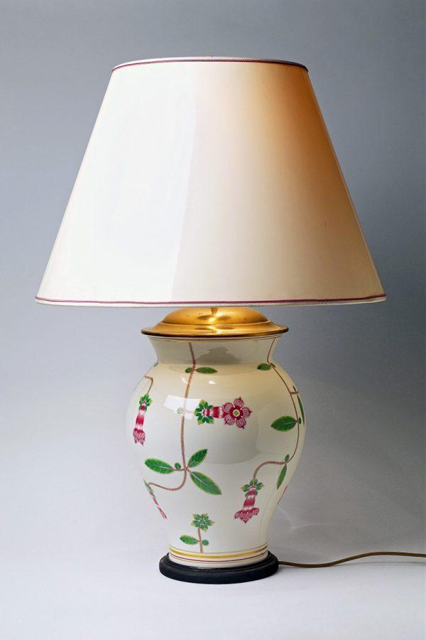 Meissen-Lampe, Emil Paul Boerner, um 1930