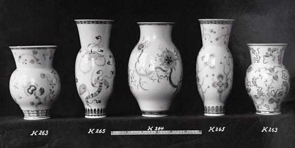 Meissen-Lampe, Emil Paul Boerner, Archiv