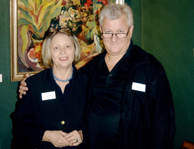 Ursel und Ulrich Gronert
