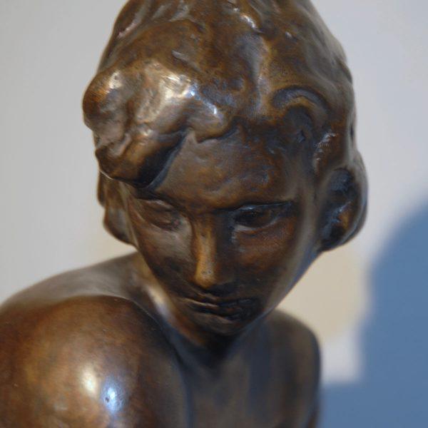 Fritz Klimsch (1870-1960), Beschaulichkeit, vor 1924