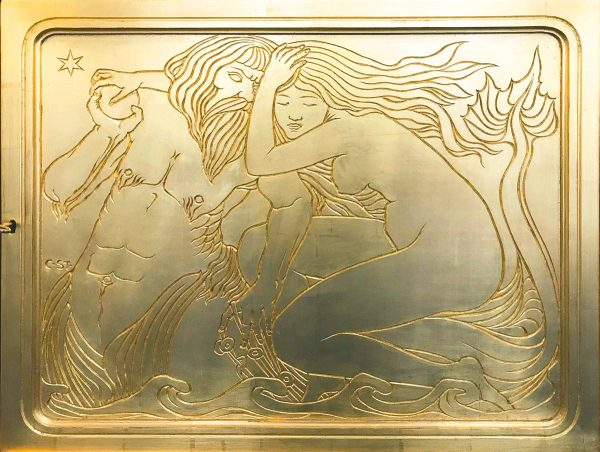 Stoeving, Goldene Vitrine 1903