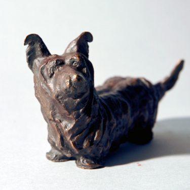 Renée Sintenis, Skye-Terrier, 1928