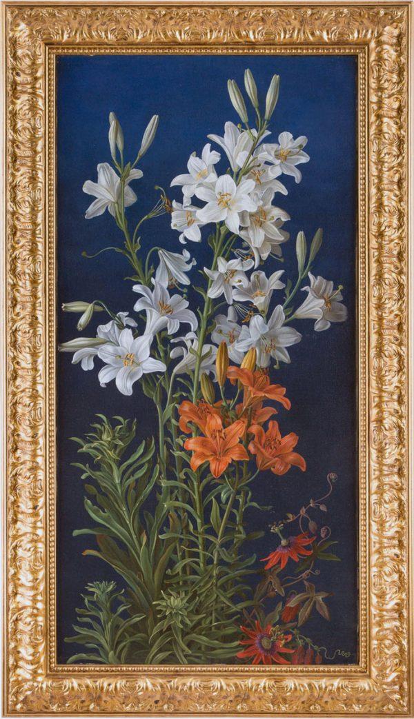 Völcker, Blumen 1837