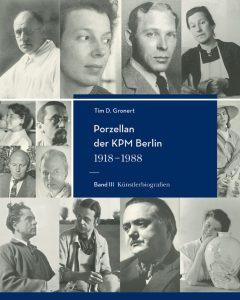 Porzellan der KPM Berlin 1918–1988